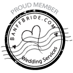 proud member of BanffBride.com