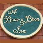 a bear and bison country inn - canmore