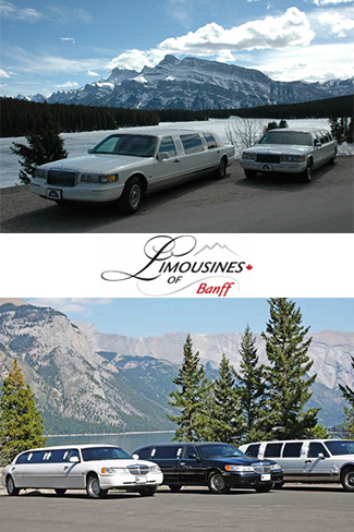 limousines of banff